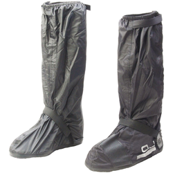 OJ And Plus, Regen-Überschuh - Schwarz - M