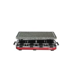Spring Raclette Raclette 8 mit Granitstein EU rot