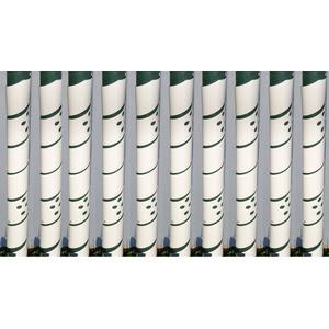 EXCOLO 10 Baumschutz Spiralen Stamm-Schutz Bäume Verbiss Fraßschäden Baum Rinden Schutz in weiß