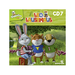 Leo Lausemaus - Lausemaus: Hörspiel 7 (CD)