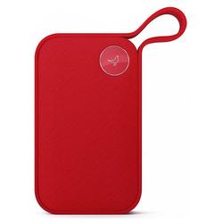 Libratone One Style Bluetooth Lautsprecher IPX4 Spritzwassergeschützt Lautsprecher rot
