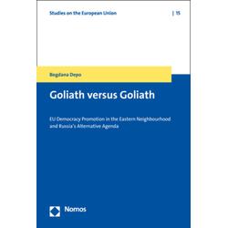 Goliath versus Goliath als Buch von Bogdana Depo