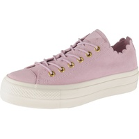 Converse Chuck Taylor All Star Frilly Thrills Lift Ox