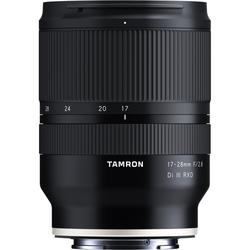 Tamron 17-28 mm f/2.8 Di III RXD Sony E