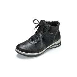 Avena Damen Hallux-Sneaker Sporty Schwarz 3,5, 4, 4,5, 5, 5,5, 6, 6,5, 7, 7,5, 8