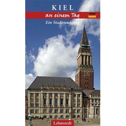 Kiel an einem Tag als Buch von Steffi Böttger