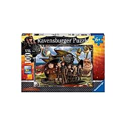 Dragons  Ohnezahn und seine Freunde (Kinderpuzzle)