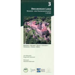 Breuberger Land 1:20.000