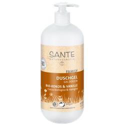 Duschgel Bio-Kokos & Vanille 950 ml
