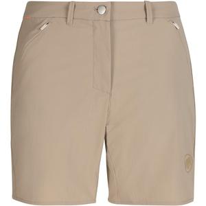 Mammut Damen Shorts Hiking Shorts, braun, 38