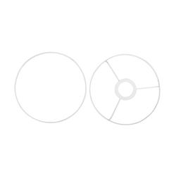 VBS Lampenschirm Ring, Ø 20 cm