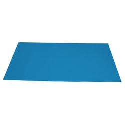 Meiko Schwammtücher - Abtropfunterlage, Silikonfrei, Format: 63 x 38 cm, 1 Schwammtuch - Farbe: blau