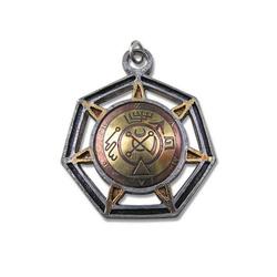 Adelia´s Amulett Mittelalterliches Magisches Amulett von Briar, Zamael Engel des Mars - Willensstärke und Energie
