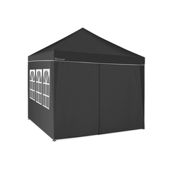 KESSER Pavillon, 2X Seitenwand für Pavillon 3x3m - Faltpavillon Pop Up klappbar platzsparend verstaubar
