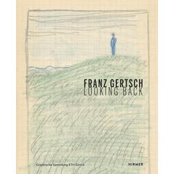 Franz Gertsch als Buch von Franz Gertsch