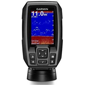 Garmin Transducer Chirp-fishfinder Striker 4, with Dual-Beam mit GPS, Schwarz, OneSize, 0753759147020