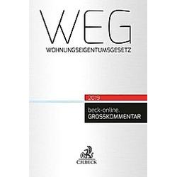 WEG  Wohnungseigentumsgesetz  Kommentar - Buch