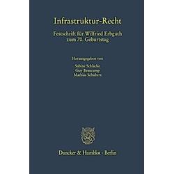 Infrastruktur-Recht. - Buch
