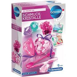 Clementoni® Lernspielzeug Galileo - Schmuckkristalle