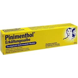 PINIMENTHOL Erk.Salbe Eucalyptus Kiefernnad.Mentho