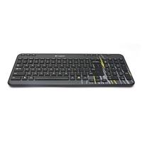 Logitech K360 Wireless Keyboard DE schwarz (920-003056) ab 31,73€ im Preisvergleich