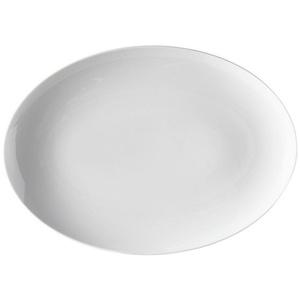 """Platte oval flach """"Loft"""""""