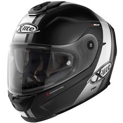 X-Lite X-903 Senator N-Com Helm, schwarz, Größe M