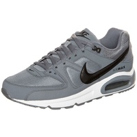 Nike Men's Air Max Command grey-black/ white, 45