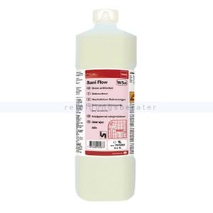 Rohrreiniger Diversey Taski Sani Flow W5a 1 L hochaktiver kraftvoller Rohrreiniger mit 3-fach Wirkung