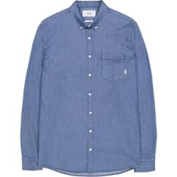 Makia - Archipelago Shirt Stone Wash - Hemden - Größe: S