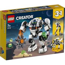 LEGO® Puzzle LEGO® Creator 31115 Weltraum-Mech, Puzzleteile