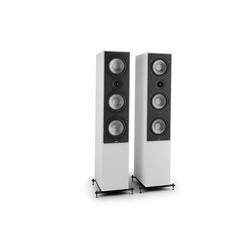 NUMAN Numan Reference 801 Drei-Wege-Standlautsprecher Weiß Lautsprecher