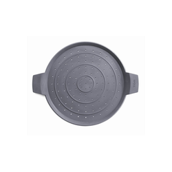 WOLL Spritzschutzdeckel Spritzschutz Silikon