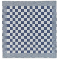 DDDDD Geschirrtuch Barbeque, (Set, 6-tlg) blau