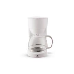Lentz Filterkaffeemaschine Kaffeemaschine für 10-12 Tassen weiß