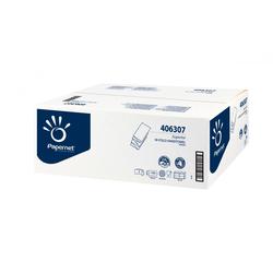 Werra Handtuchpapier W-Falz 2-lag. hochweiß (1 Karton = 3000 Blatt)