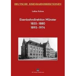 Deutsche Eisenbahndirektionen – Eisenbahndirektion Münster