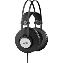 AKG Harman K72 Studio Over Ear Kopfhörer Over Ear Schwarz, Silber