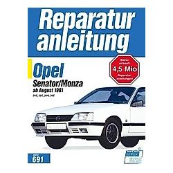 Opel Senator / Monza (ab Aug. 1981) - Buch
