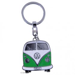 VW Bulli T1 Schlüsselanhänger grün