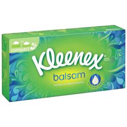 Kleenex Balsam Taschentücher Box mit Ringelblumenbalsam 4er Pack