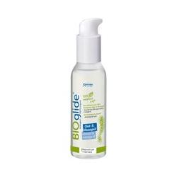 "Gleitöl ""BIOglide Gleit-& Massageöl"" aus 100% biologischen Inhaltsstoffen, sensitive, duftneutral"