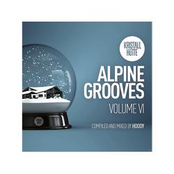 VARIOUS - Alpine Grooves Vol.6 (Kristallhütte) (CD)