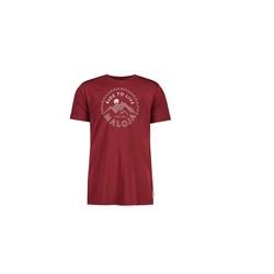 Maloja T-Shirt Maloja T-Shirt BARTOLOME rot M