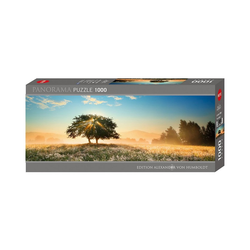 HEYE Puzzle Puzzle Play of Light, Edition Humboldt, 1000 Teile, Puzzleteile