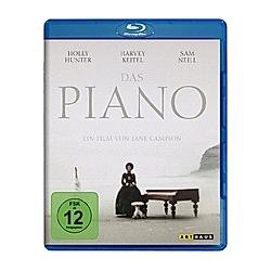 Das Piano - DVD  Filme