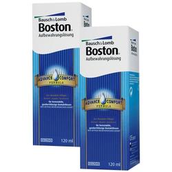 2 x Boston Advance Conditioner, Bausch & Lomb (2 x 120 ml)