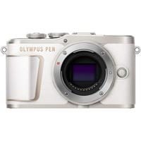Olympus PEN E-PL 10 Body weiß