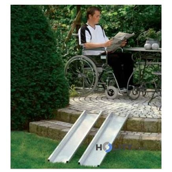 Altec Rollstuhlschienen mit Rand h23703