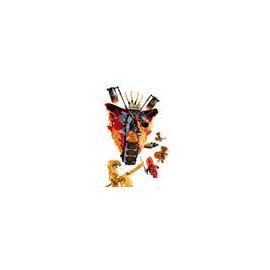 Lego ninjago feuerschlange